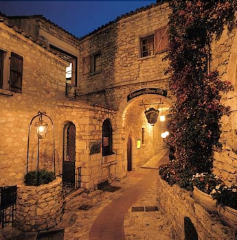 Rue du Barri, 06360 Èze, France.