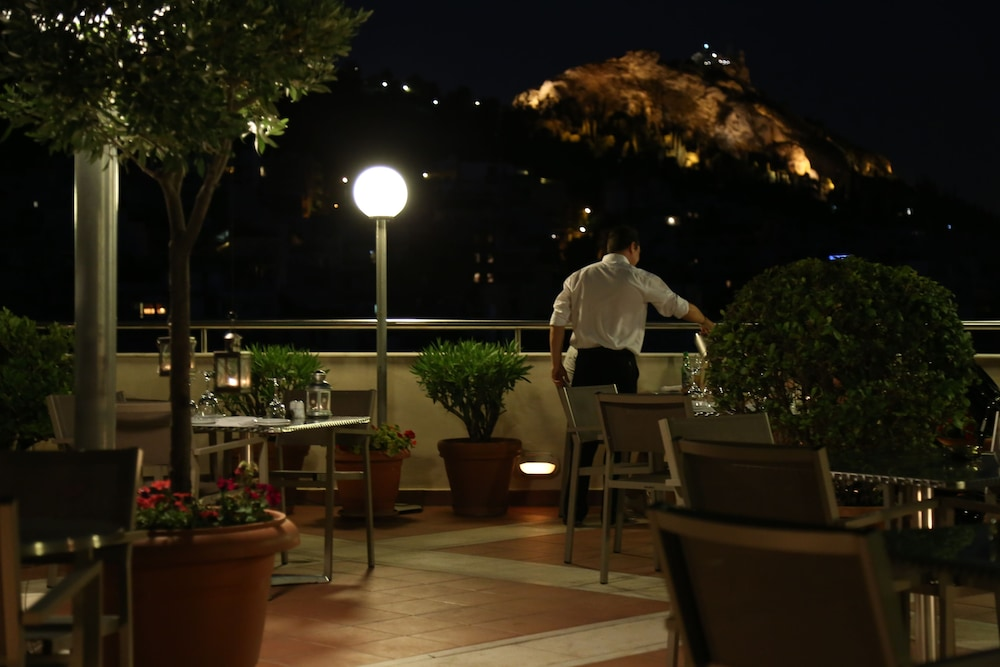 City View from Property, Athens Zafolia Hotel