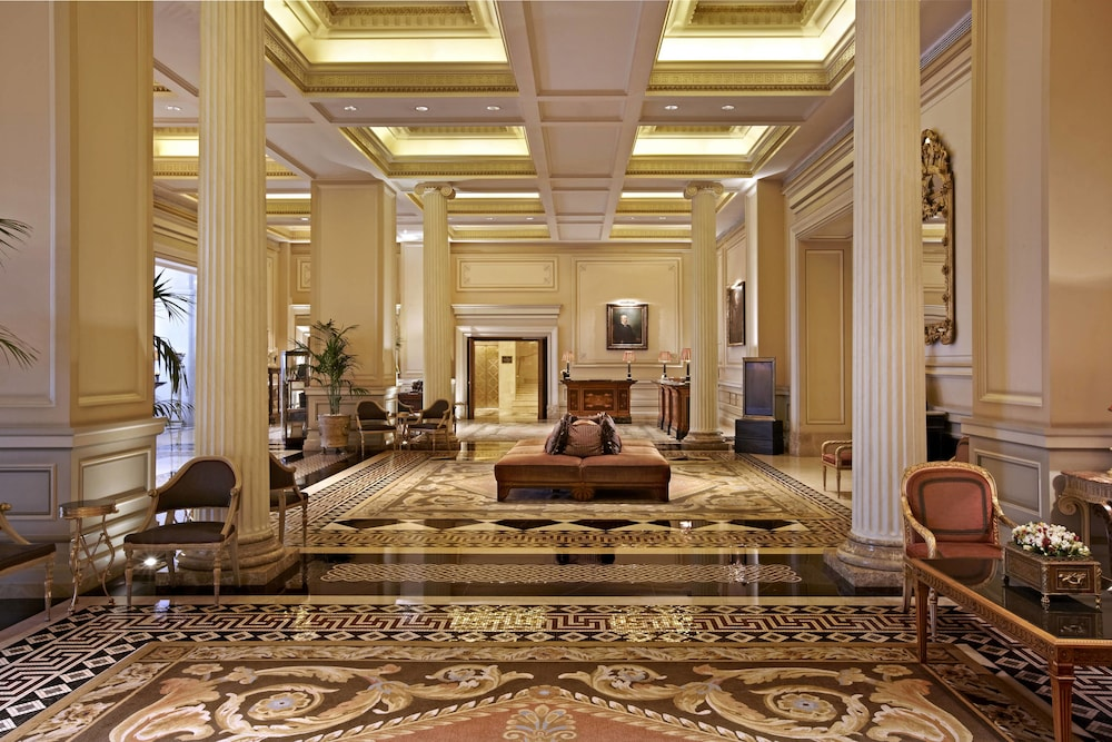 Lobby, Hotel Grande Bretagne, a Luxury Collection Hotel, Athens