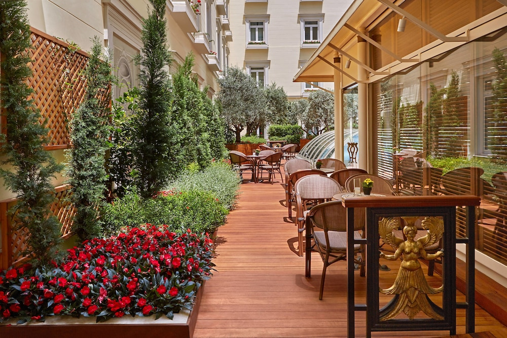 Lounge, Hotel Grande Bretagne, a Luxury Collection Hotel, Athens