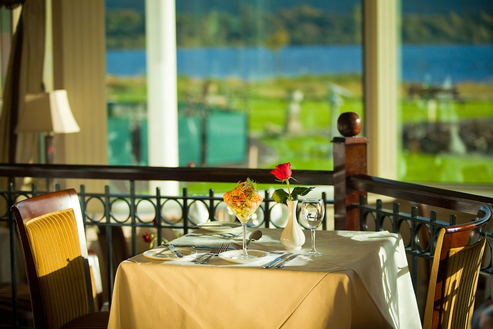 Restaurant, The Lake Hotel Killarney