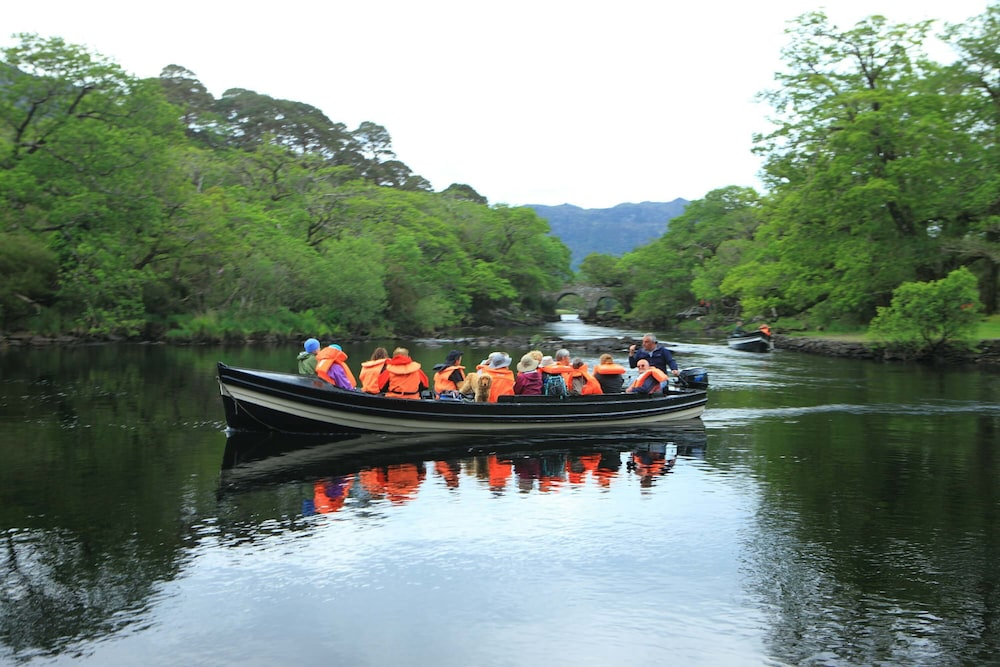 Boating, The Lake Hotel Killarney