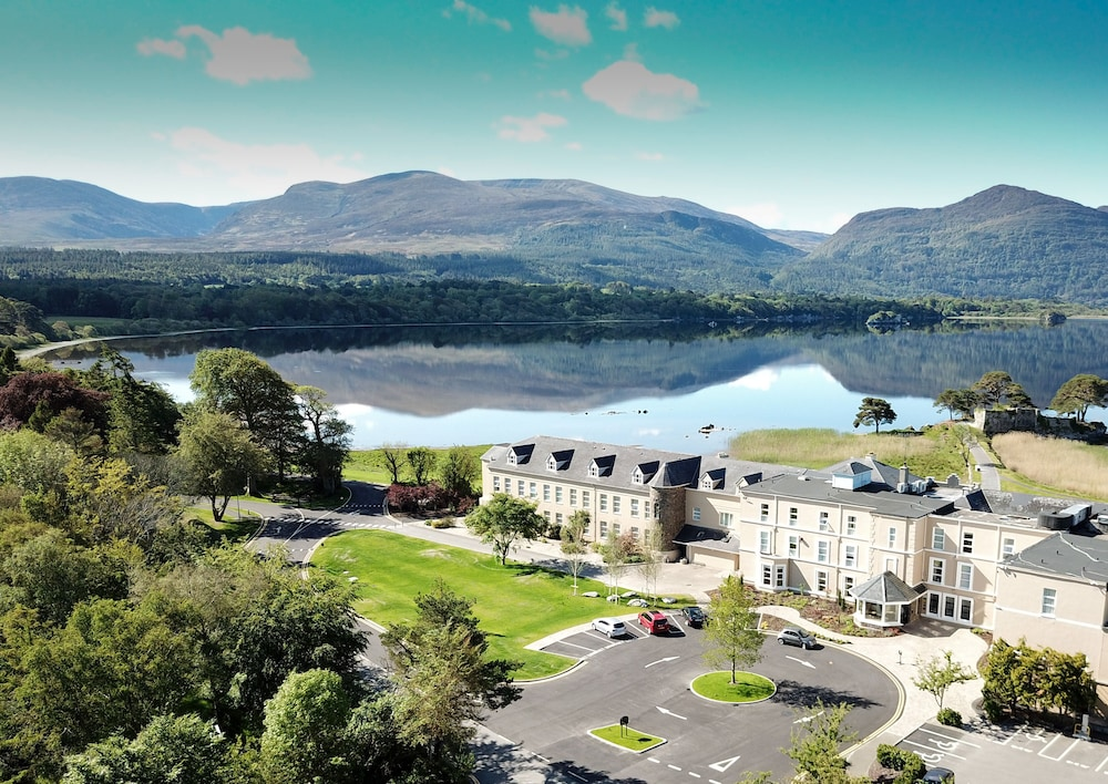 Aerial View, The Lake Hotel Killarney