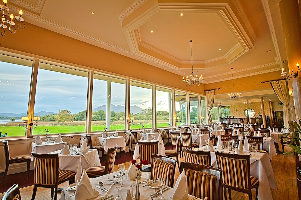Breakfast Area, The Lake Hotel Killarney