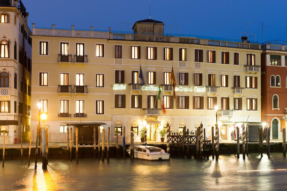 Hotel Carlton On The Grand Canal Venise Italie Expedia Fr