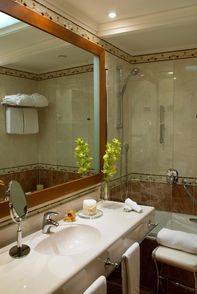 Bathroom, Starhotels Michelangelo