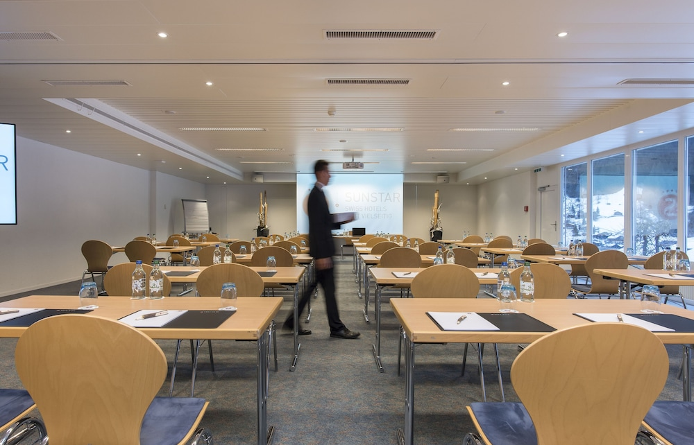 Meeting Facility, Sunstar Hotel Grindelwald