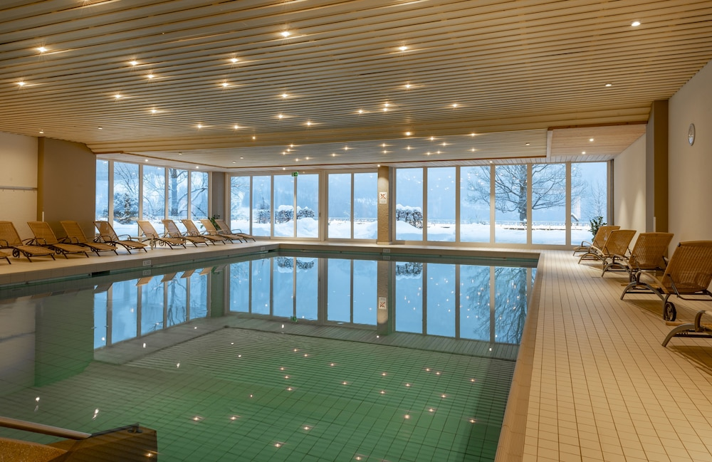 Pool, Sunstar Hotel Grindelwald