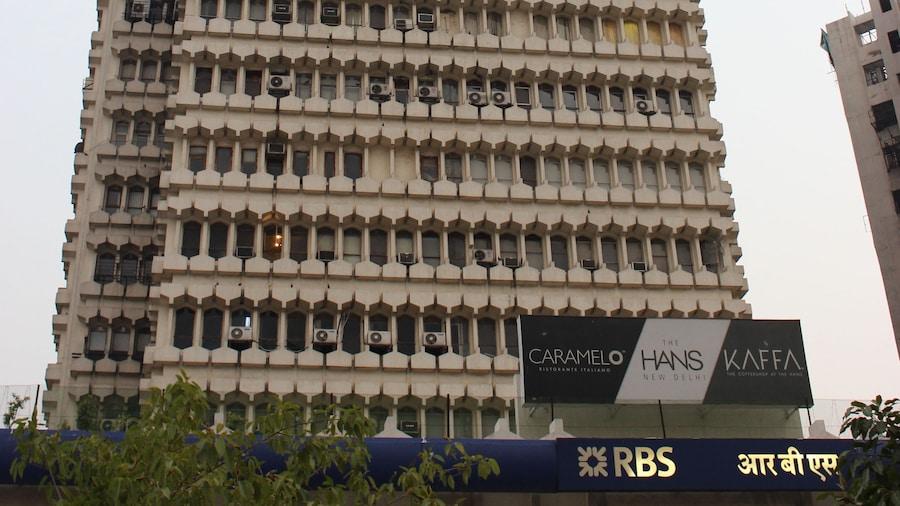 The Hans Hotel New Delhi