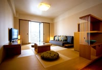 Executive floor Japanese Suite Twin, Non smoking (10th floor)