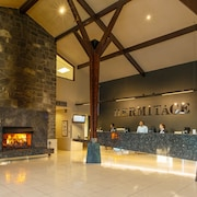 The Hermitage Hotel Mount Cook