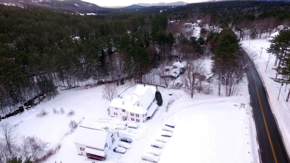 Aerial View, Cranmore Mountain Lodge Bed & Breakfast