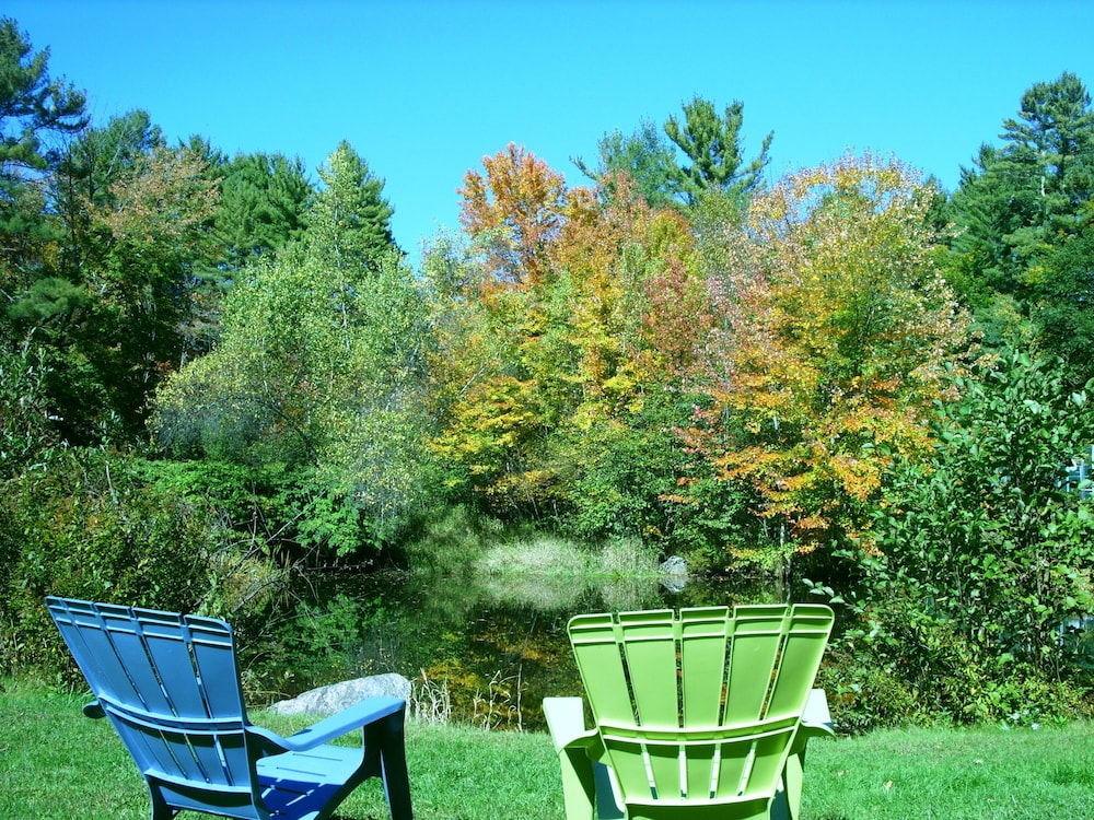 Property Grounds, Cranmore Mountain Lodge Bed & Breakfast