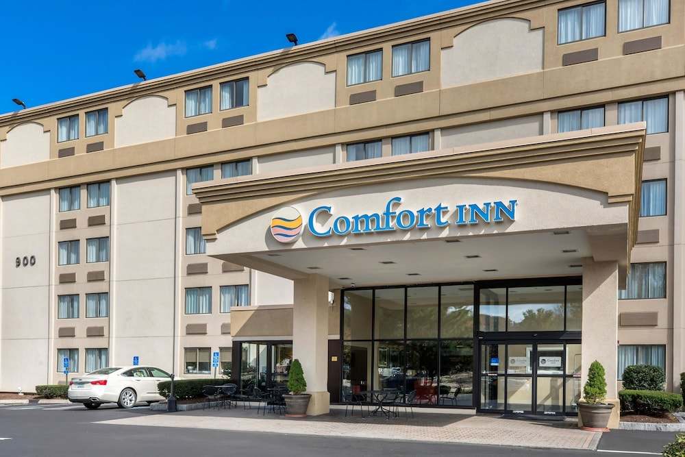 Exterior, Comfort Inn Boston