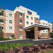 Fairfield Inn Suites Tee Central
