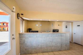 Econo Lodge I-40 exit 286 Holbrook