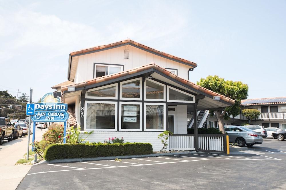 Days Inn By Wyndham Monterey Downtown In Hotel Rates Reviews On Orbitz