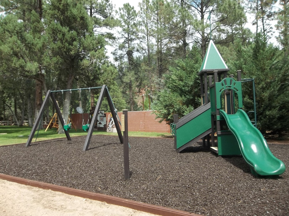 Children's Play Area - Outdoor, Kohl's Ranch Lodge by Diamond Resorts