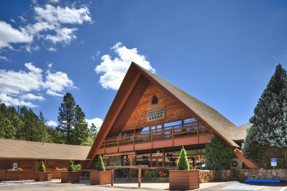 Exterior, Kohl's Ranch Lodge by Diamond Resorts