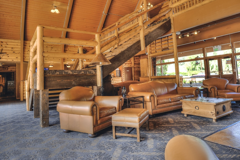 Lobby Sitting Area, Kohl's Ranch Lodge by Diamond Resorts