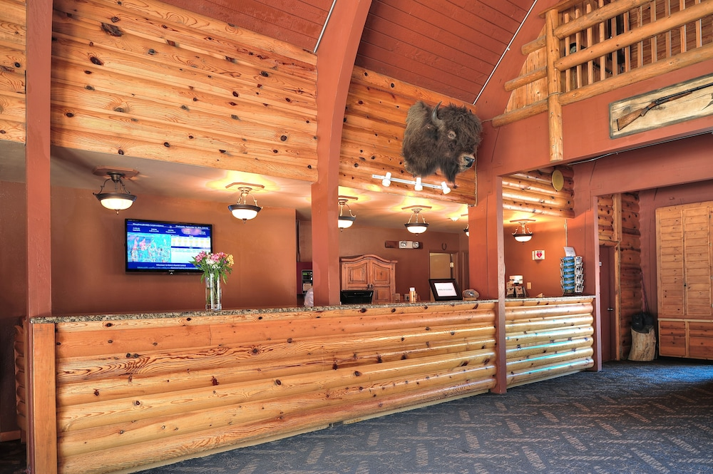 Reception, Kohl's Ranch Lodge by Diamond Resorts