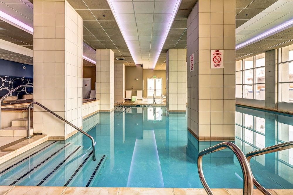 Indoor Pool, Ocean Place Resort And Spa