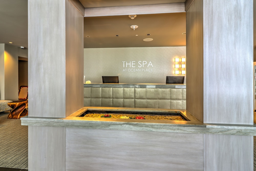 Spa Reception, Ocean Place Resort And Spa
