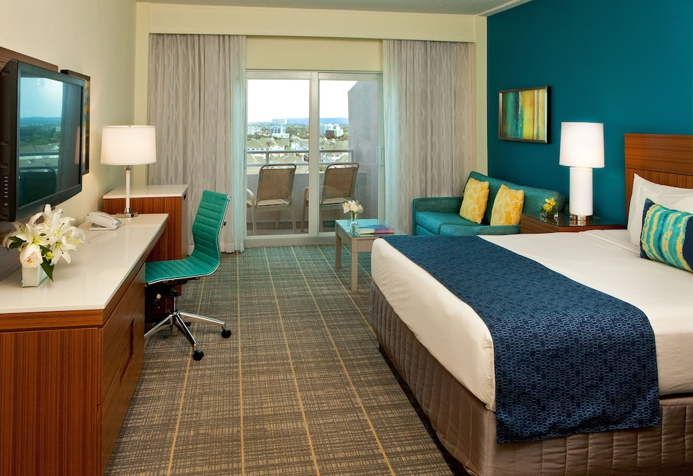 Room, Ocean Place Resort And Spa