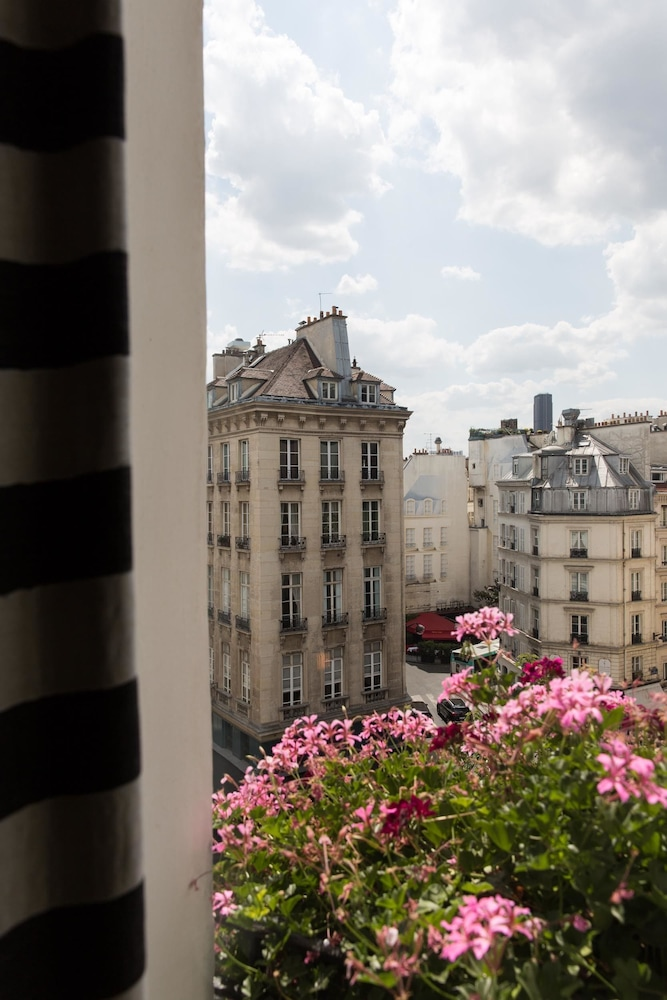 View from Room, Relais Saint Germain