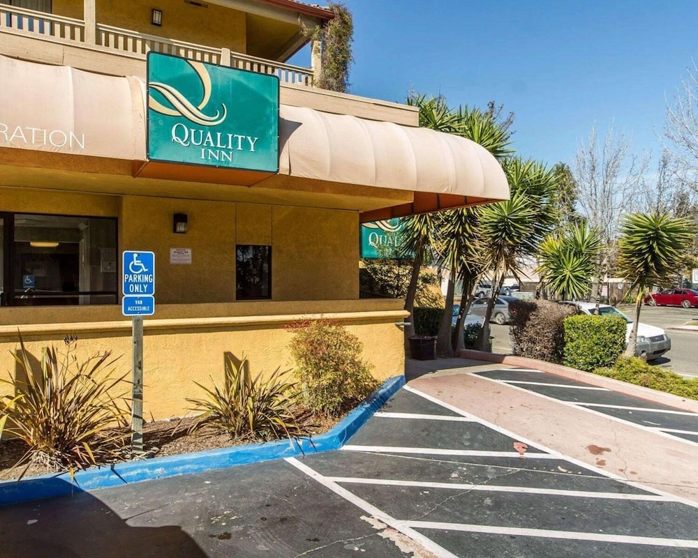 , Quality Inn Oakland Airport