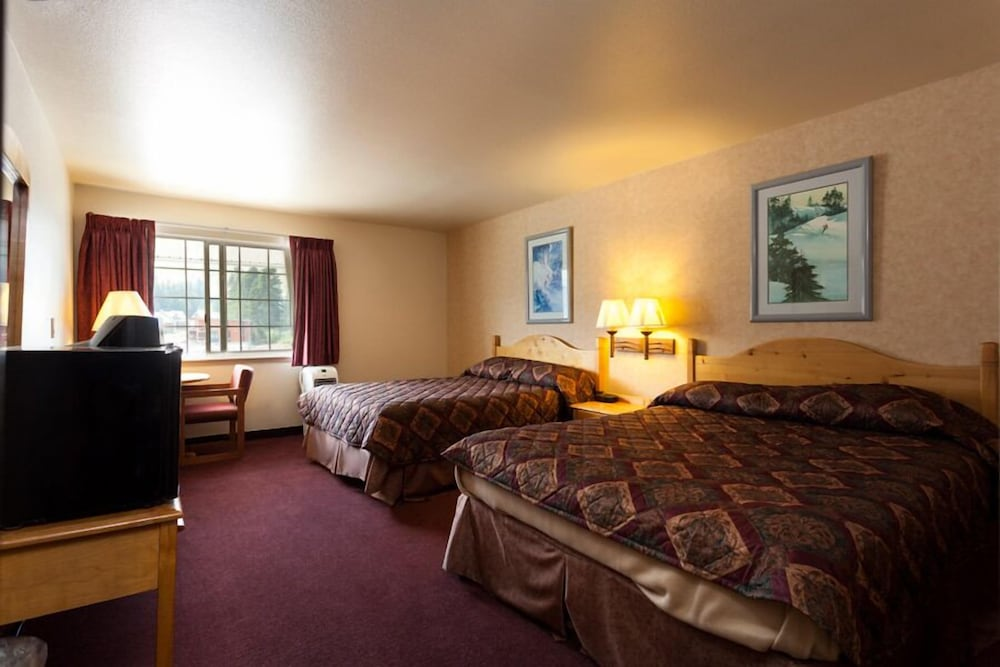 Room, Summit Inn