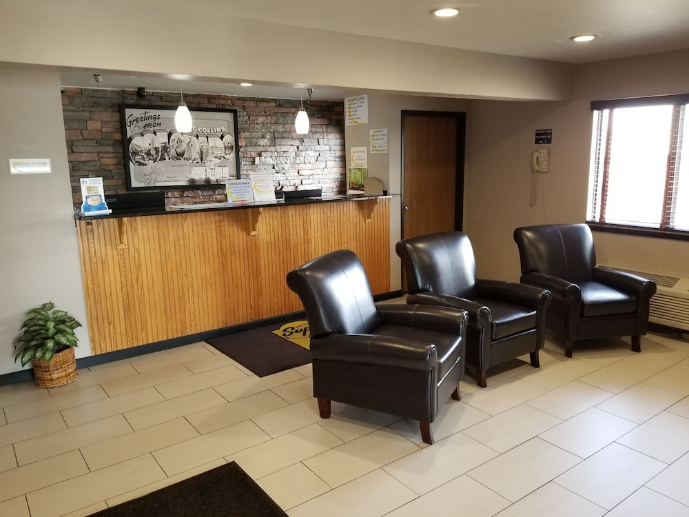 Lobby, Super 8 by Wyndham Fort Collins