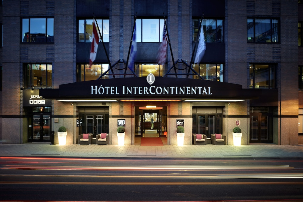 Exterior, InterContinental Montreal