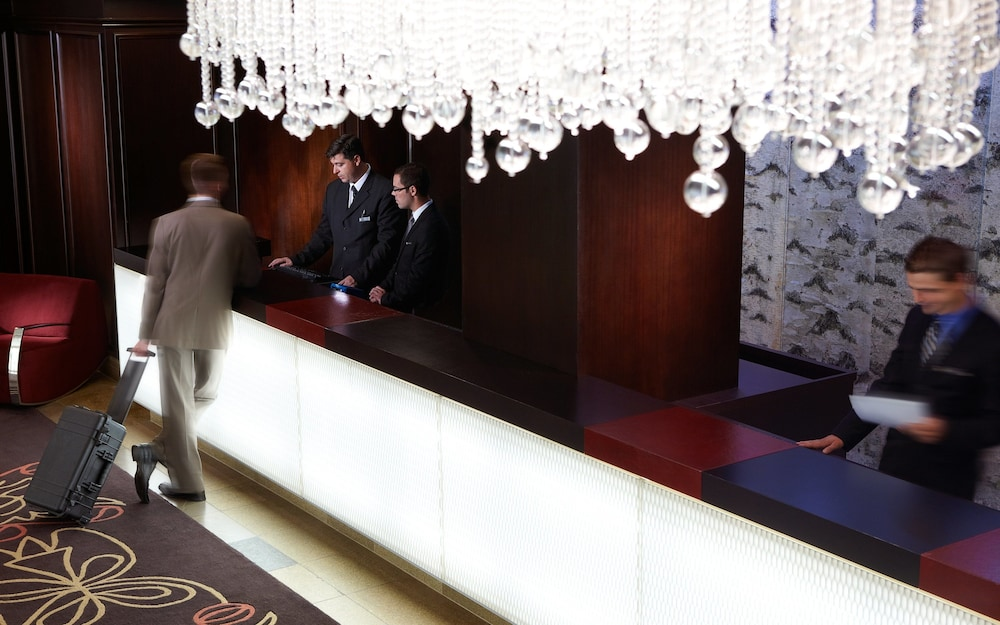 Lobby, InterContinental Montreal