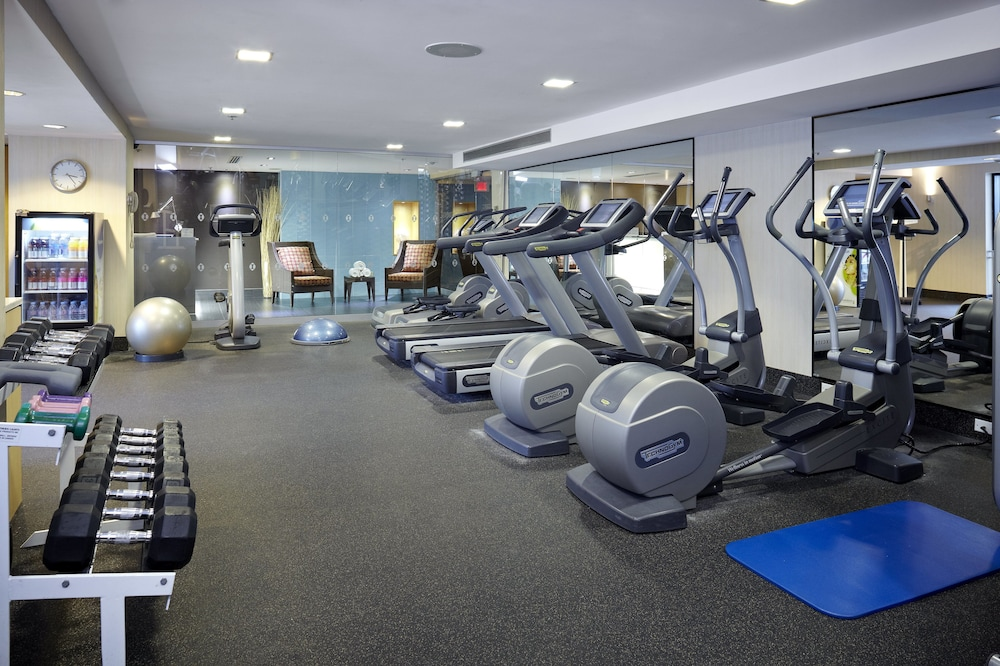 Fitness Facility, InterContinental Montreal