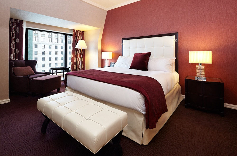 Room, InterContinental Montreal