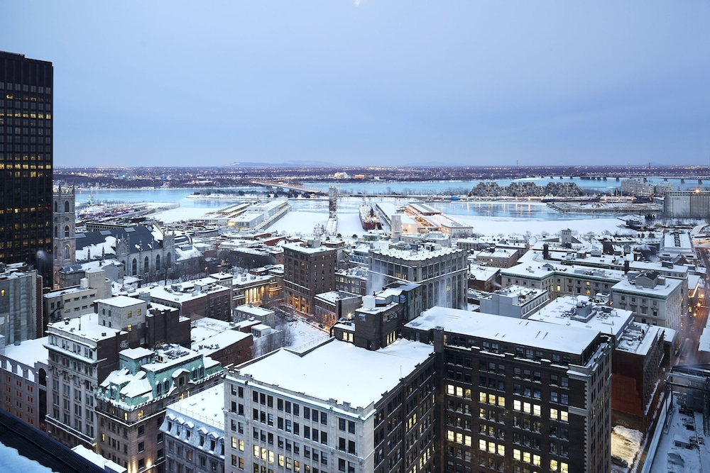 View from Property, InterContinental Montreal