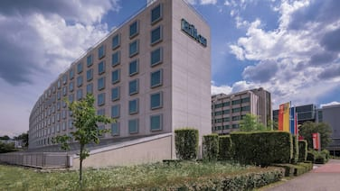 Hilton Geneva Hotel and Conference Centre