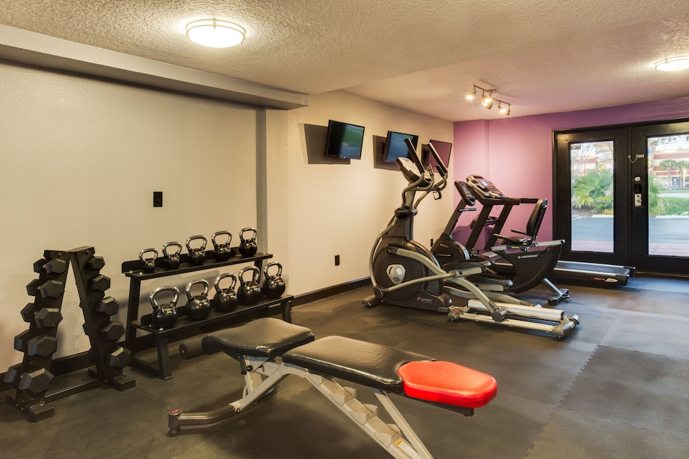 Fitness Facility, Celebration Suites