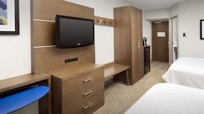 In-room safe, individually furnished, desk, iron/ironing board