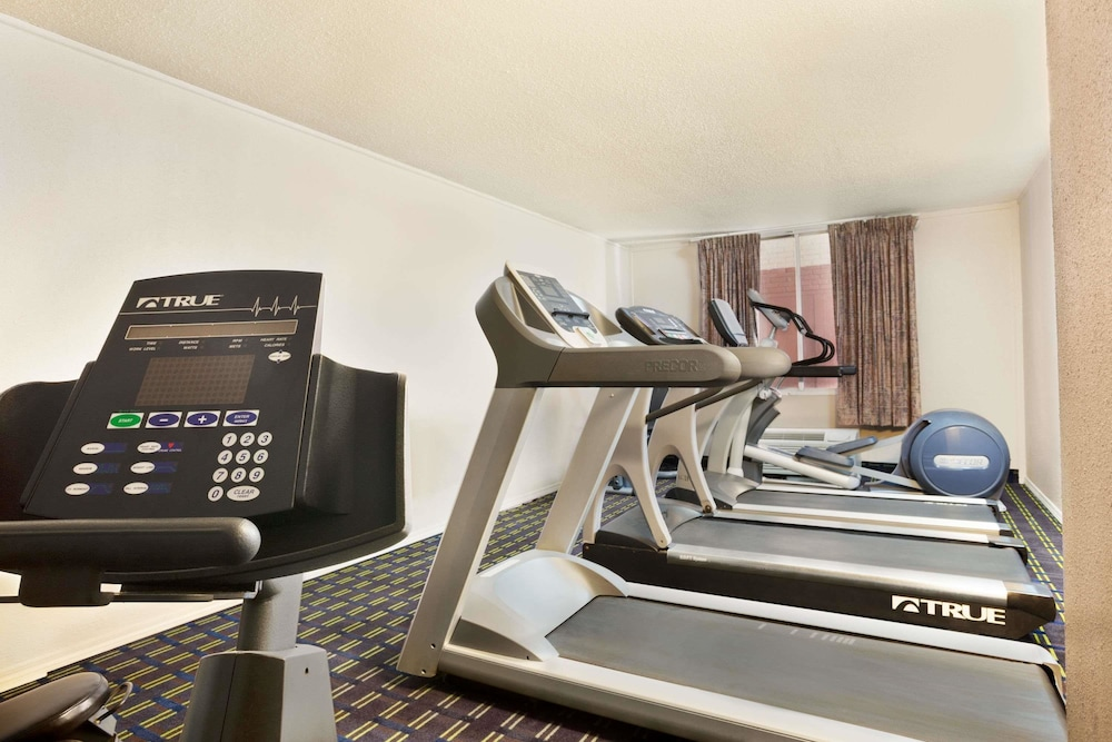 Fitness Facility, Baymont by Wyndham Little Rock