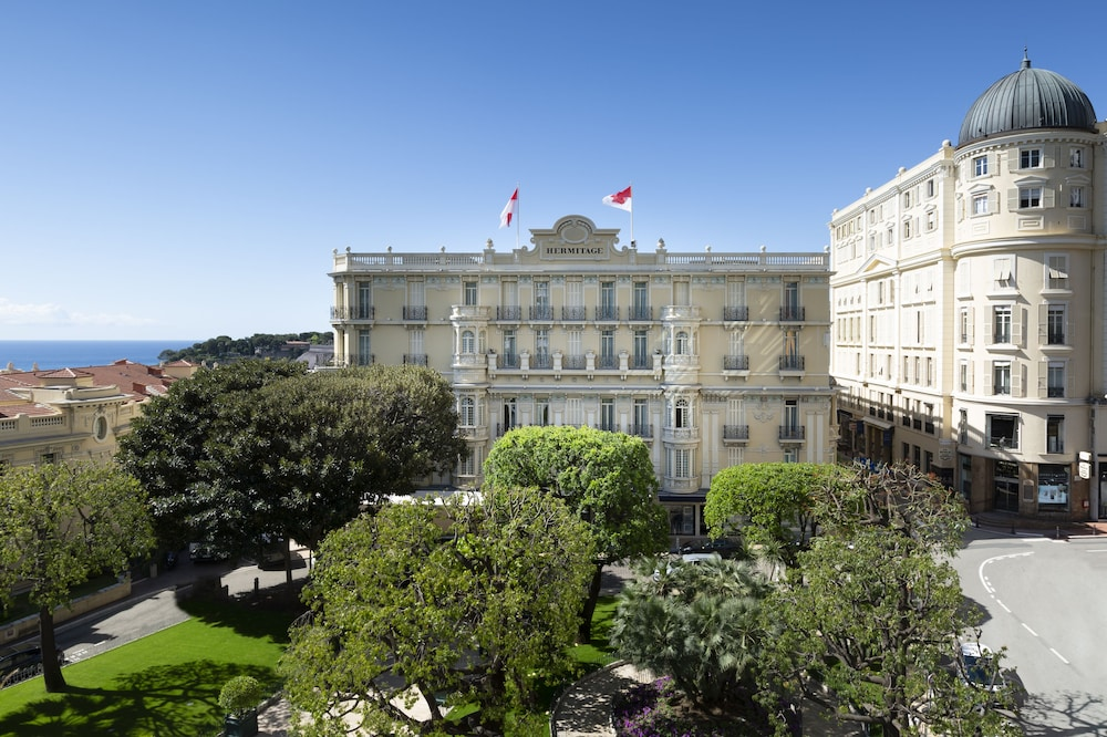 Front of Property, Hôtel Hermitage Monte-Carlo