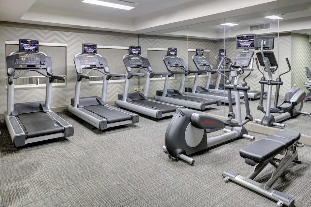 Fitness Facility, Residence Inn by Marriott Cleveland Independence