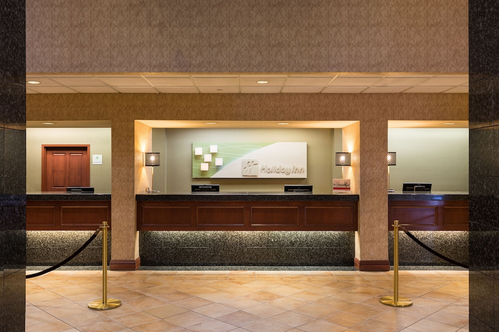 Lobby, Holiday Inn Sacramento Downtown-Arena