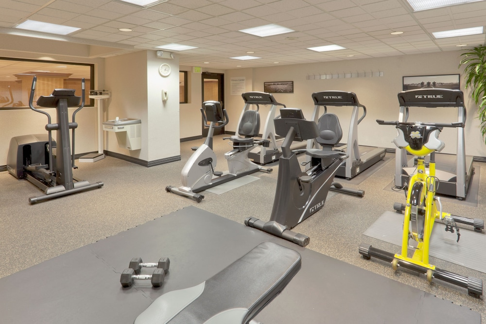 Fitness Facility, Holiday Inn Sacramento Downtown-Arena