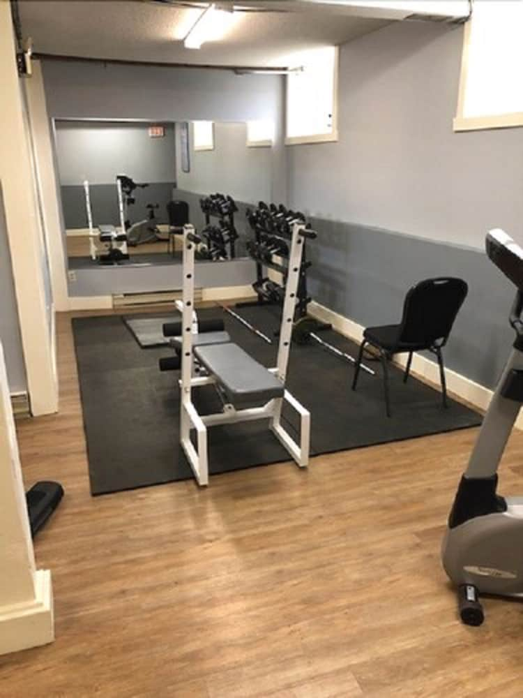 Fitness Facility, Elm Hurst Inn & Spa