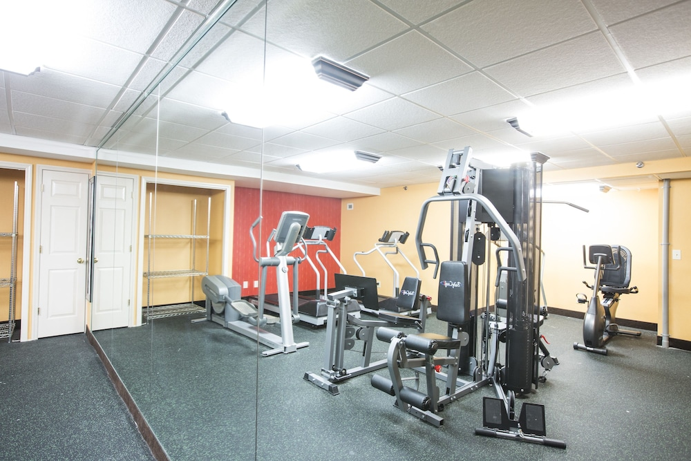 Gym, Travelodge by Wyndham Absecon Atlantic City