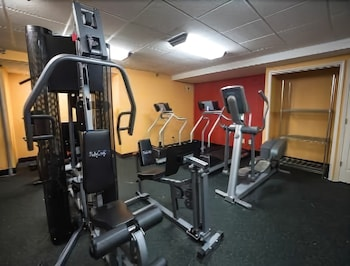 Fitness Facility, Travelodge by Wyndham Absecon Atlantic City