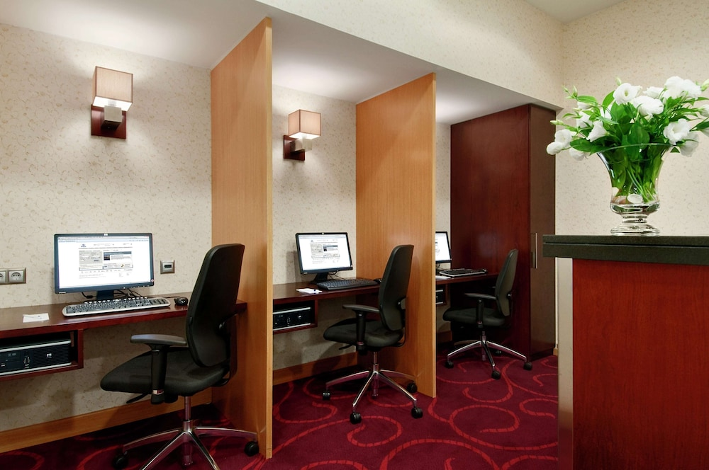 Business Center, Ankara Hilton