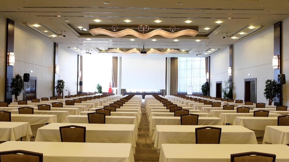 Meeting Facility, Ankara Hilton